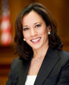 Future Governor Kamala Devi Harris
