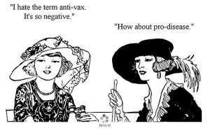 Anti-vaxx